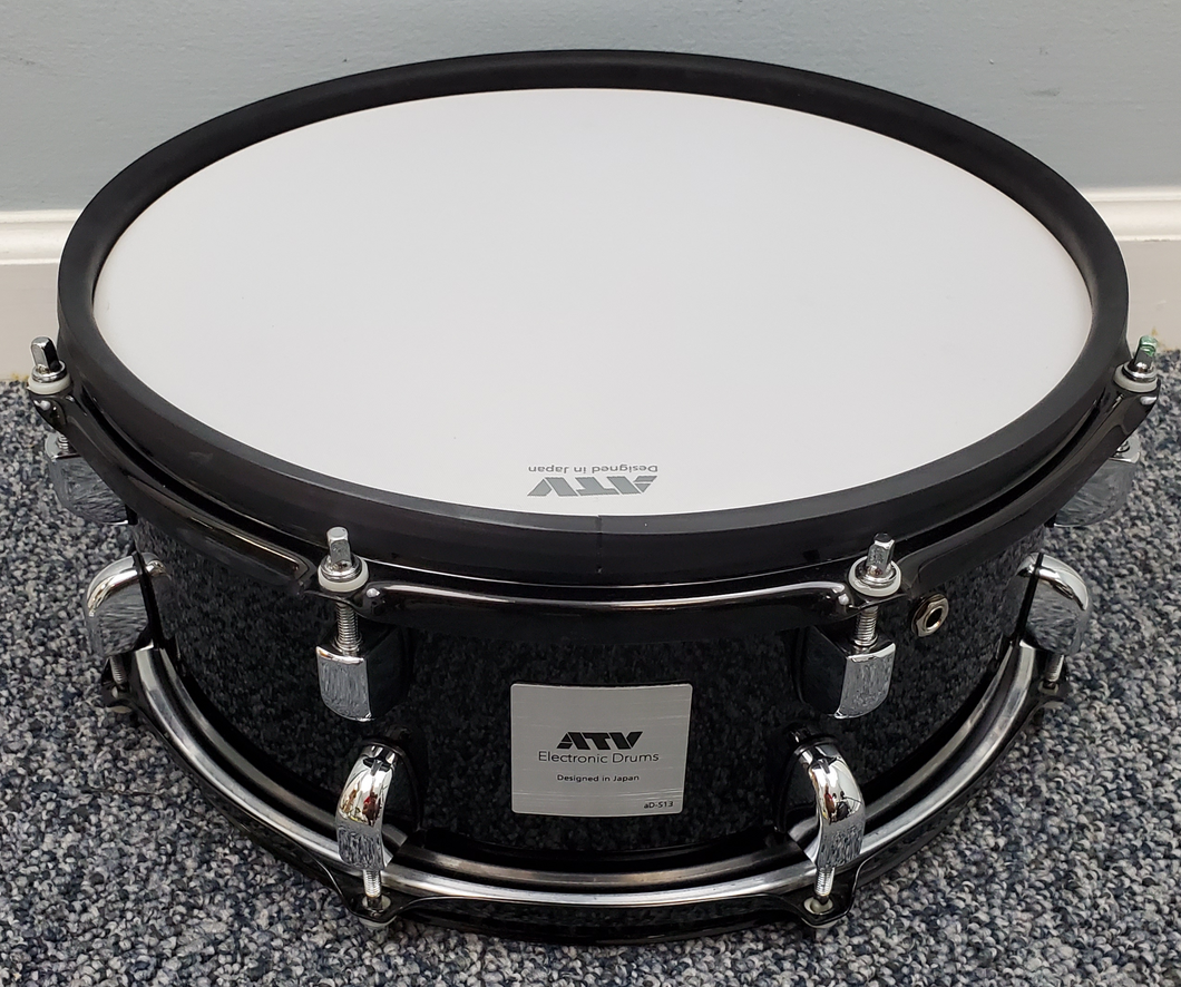 ATV aD-S13 Snare Drum Used - MINT Condition