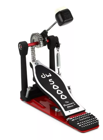 Drum Workshop 5000TD4 Turbo Drive Kick Pedal - edrumcenter.com