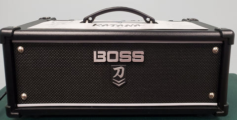Boss Katana Head MK2 100W Guitar Amplifier Used - MINT Condition