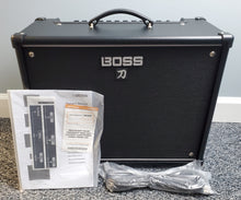 Load image into Gallery viewer, Boss KTN-100 Katana 100w Guitar Combo Amp Used - MINT Condition
