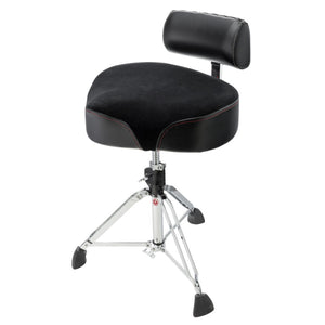 Gibraltar 9808OS-AB Drum Throne w/ Backrest