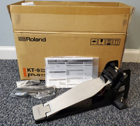 Roland KT-9 Kick Trigger Used - MINT Condition