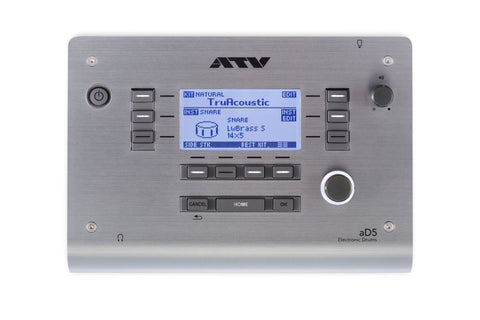 ATV AD5 Electronic Drum Module - edrumcenter.com