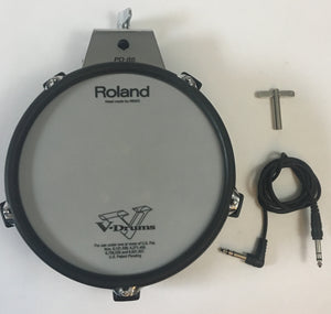 Roland PD85BK Used - Fair Condition #5218 - edrumcenter.com