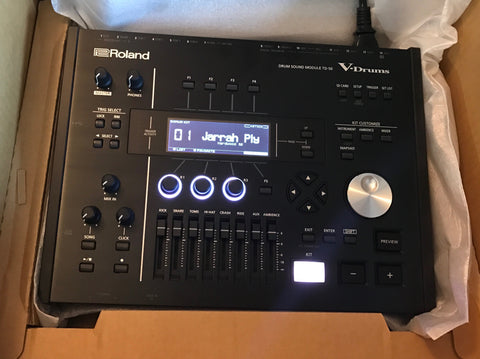 Roland TD-50DP Upgrade Pack - Used