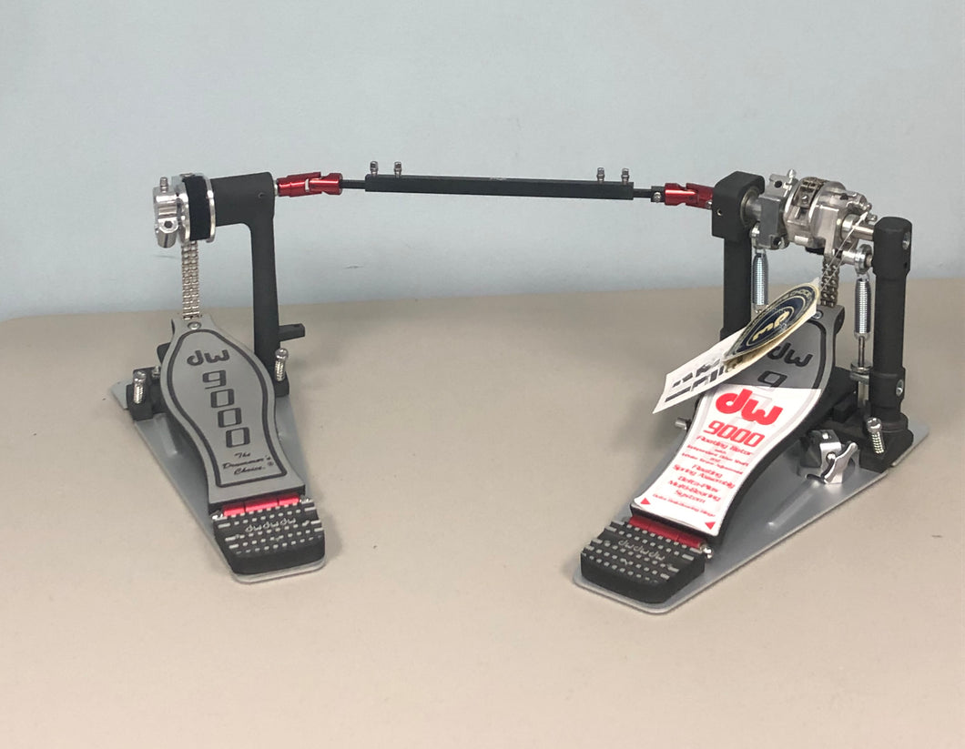 DW 9002 Double Kick Pedal Used Mint Condition