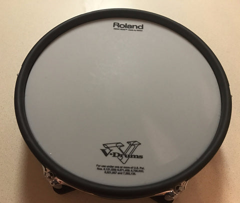 Roland PD-128S-BC Snare - Used 0366 - edrumcenter.com