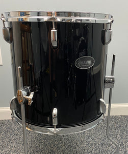 "Hawk Custom Edrums 14"" Electronic Floor Tom - Black"