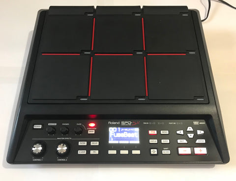Roland SPD-SX Used - Perfect Condition #3407