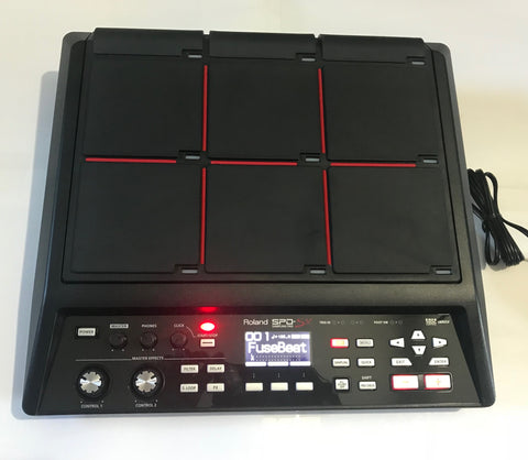 Roland SPD-SX Sampler Used - Near Flawless Condition w/ Manual and Discs #3324