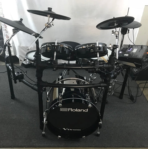 Roland TD50 Kit w/ KD-180 Kick Drum - Edrumcenter Exclusive - edrumcenter.com