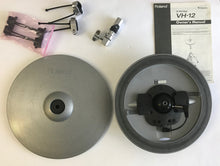 Load image into Gallery viewer, Roland VH-12-SV Electronic Hi Hat Cymbal - edrumcenter.com