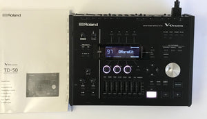 Roland TD50DP Used - MINT Condition