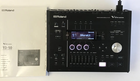 Roland TD50DP Digital Upgrade Pack - Used Like New #7886