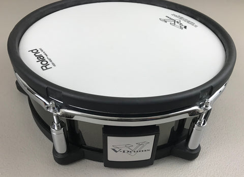 Roland PD-128S-BC Snare Drum Used - Mint Condition #7630 - edrumcenter.com
