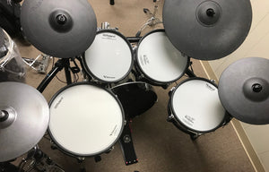 Roland TD-50 Kit Customized - Used w/ Warranty - edrumcenter.com