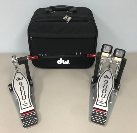 Drum Workshop 9002 Double Pedal - Used - edrumcenter.com