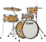 Tama Club Jam LJL48SSBO Drum Kit - Satin Blonde Finish - edrumcenter.com