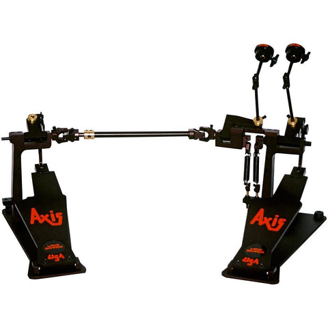 Axis A-L2CB Double Kick Pedal - Used - edrumcenter.com