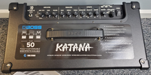 Load image into Gallery viewer, Boss KTN-50 Katana 50w Guitar Combo Amplifier Used - MINT Condition