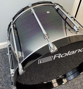 "Roland LTD Edition 22"" Kick Drum w/ Bag - Used"