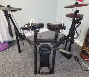 Roland TD-07KV Electronic Drum - Demo - MINT Condition