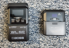 Load image into Gallery viewer, Boss WL-60 Wireless System Used - MINT Condition