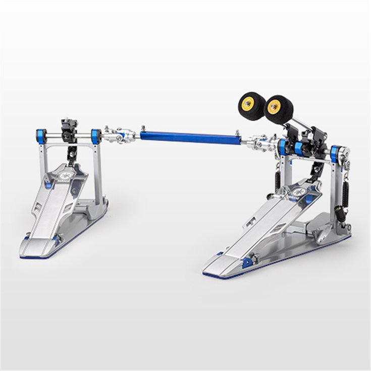 Yamaha DFP9D Direct Drive Double Kick Drum Pedal - edrumcenter.com