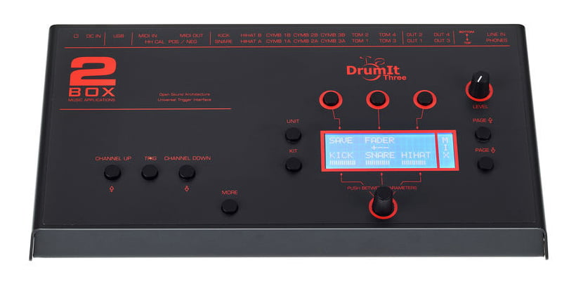 2Box Drumit 3 Module - edrumcenter.com