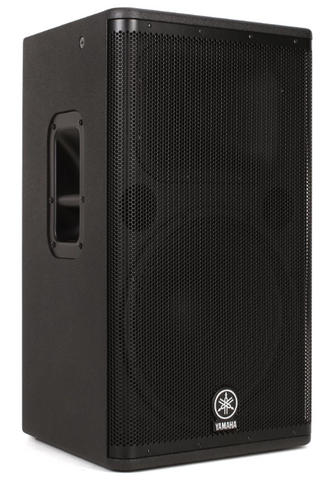 Yamaha DSR115 Powered Speaker - edrumcenter.com