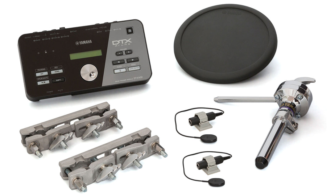 Yamaha DTXHP570 Hybrid Accessory Package - edrumcenter.com