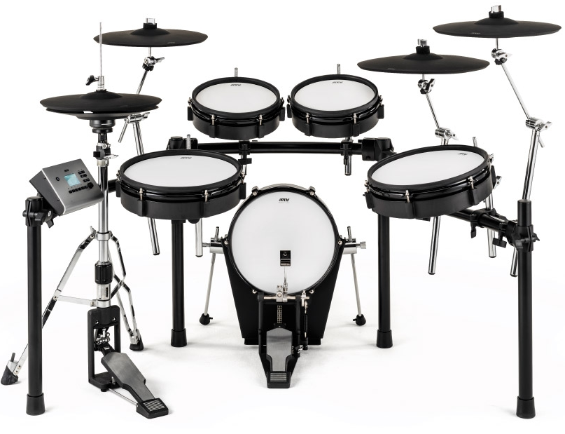 ATV EXS-5 Electronic Drum Kit - edrumcenter.com