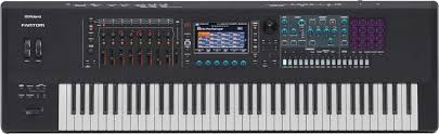Roland Fantom-7 76 Key Synth Workstation - edrumcenter.com