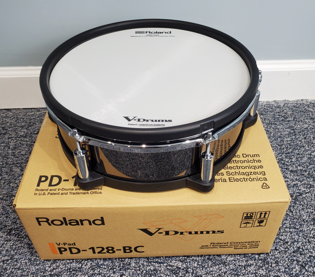Roland PD-128-BC Used - MINT condition
