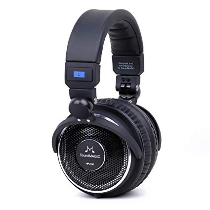 Soundmagic HP200 Headphones - edrumcenter.com