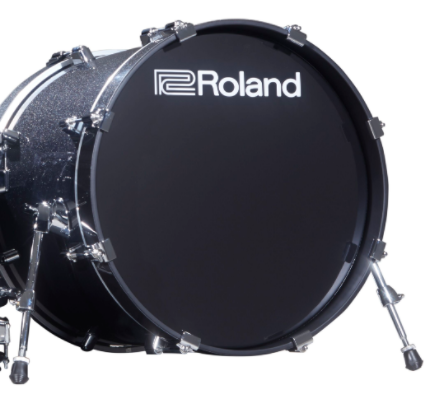 "Roland KD-200-MS 20"" Kick Drum - edrumcenter.com"