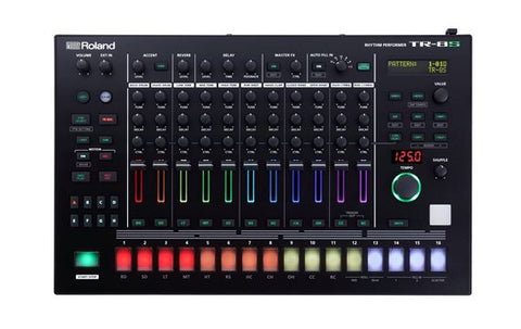 Roland TR-8S Drum Machine - edrumcenter.com