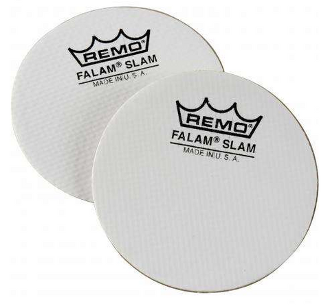 Remo Single Pedal Bass Drum Patch KS-0004-PH ( pack of 2 ) - edrumcenter.com