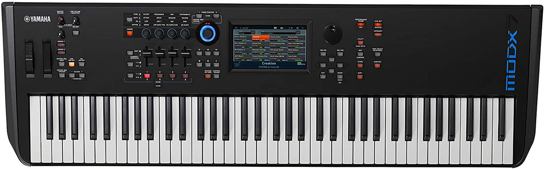 Yamaha MODX7 76 Key Keyboard