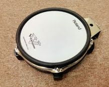 "Roland PD-85BK 8"" Drum Pad - Used - No Box - edrumcenter.com"
