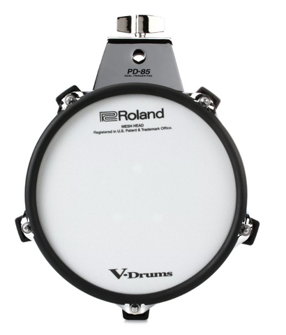 "Roland PD-85BK 8"" Electronic Drum - edrumcenter.com"