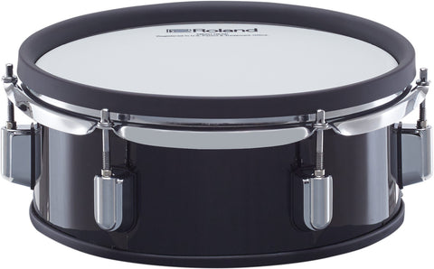 "Roland V-Drums Acoustic Design 3 Series 10"" Tom - PDA100L-BK - edrumcenter.com"