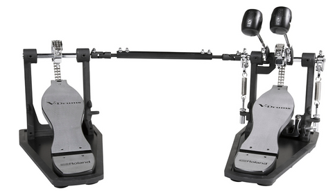 Roland RDH-102 Double Kick Pedal w/ Noise Eater Technology - edrumcenter.com
