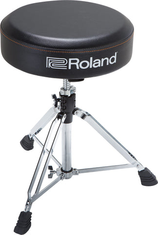 Roland RDT-RV Round Drum Throne w/ Vinyl Top - edrumcenter.com