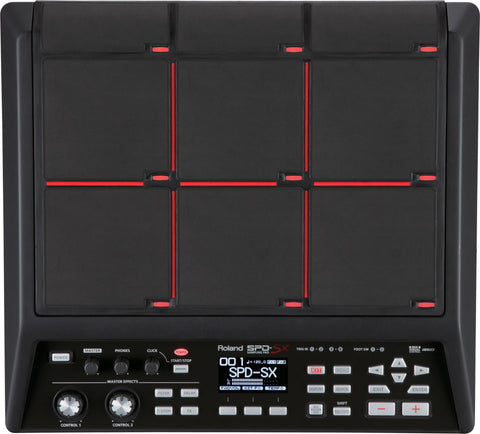 Roland SPD-SX Sampling Pad - edrumcenter.com