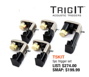 2Box T5KIT Trigger Kit - Closeout - edrumcenter.com