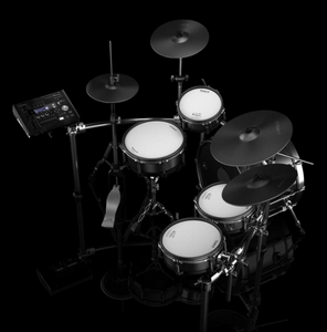 Roland TD-50KVX Electronic V-Drum Kit - edrumcenter.com