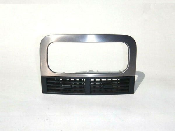 99-04 Grand Cherokee WJ Stainless Radio Dash Bezel Trim