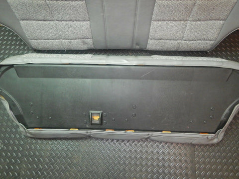 84-94 Cherokee XJ Grey Rear Seat