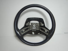 97-01 Wrangler TJ Leather Steering Wheel Gray